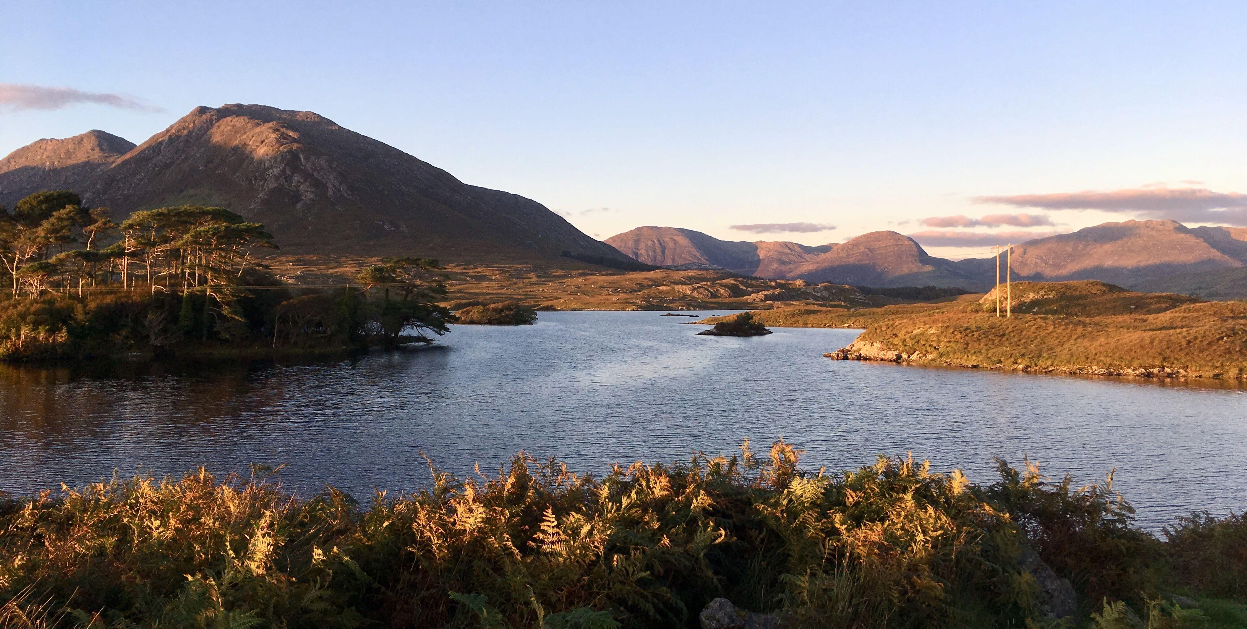 Derryclare Lake