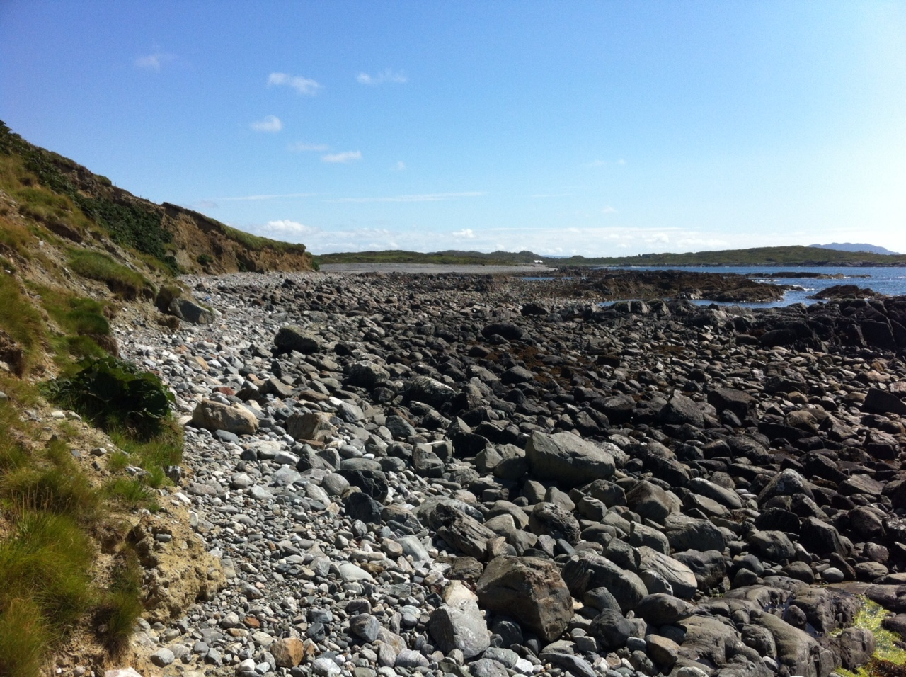 Coast Walk Errislannan