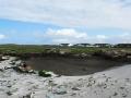 View of Teach Bríd from the beach